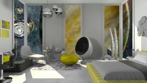 future - Modern - Garden  - by miadesign