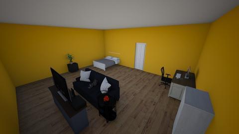 Chambre Emmerick - Bedroom  - by emmerickLS