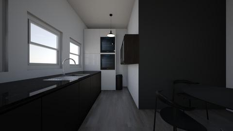 Contemporary Kitchen - Kitchen  - by Alex_M