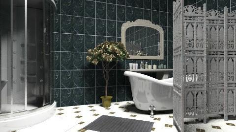 Bath2 - Classic - Bathroom  - by mmiva