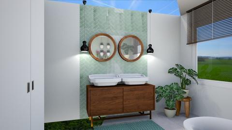 Badkamer Karlien en Sam 3 - by rikajenne