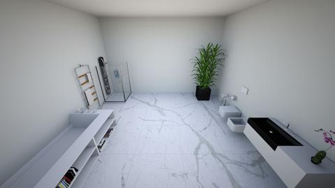 Modern Bathroom - Modern - Bathroom  - by Azukiy