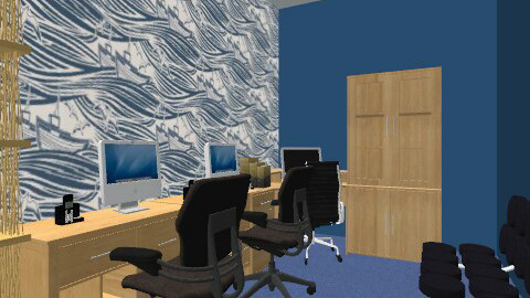 Office - Masculine - Office - by ndfinney