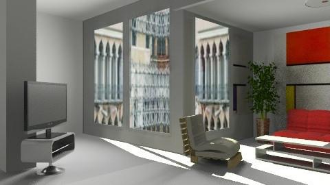 Mondriansogg - Minimal - Living room  - by Glory
