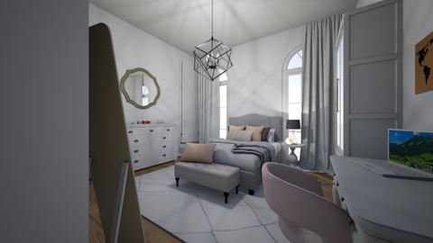 room - Bedroom - by ikurt05