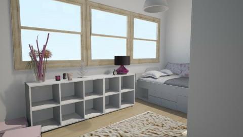 thks - Bedroom - by Kataszabo