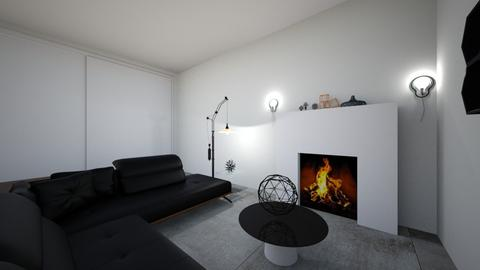 Modern room - Living room  - by AcaciaN20