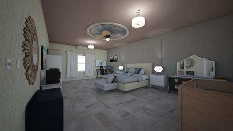 Bedroom - Modern - Bedroom  - by dkafniza98
