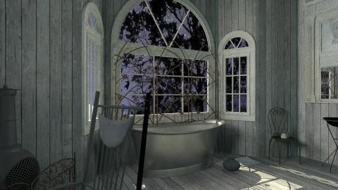 rest now - Bathroom  - by deleted_1550519236_sorroweenah