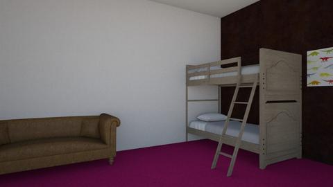 Girls room - Kids room  - by 3263678221