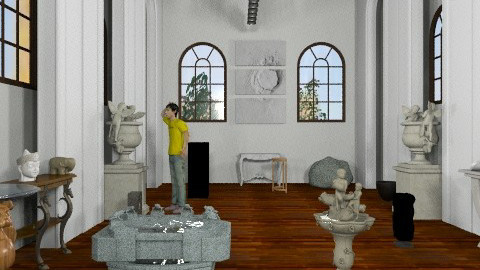 Museum - Eclectic - by Gidion