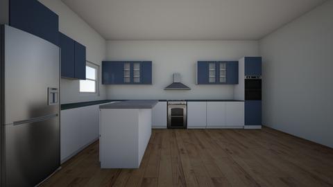 ken friend - Kitchen  - by Vanderpuije Sylvanus Van