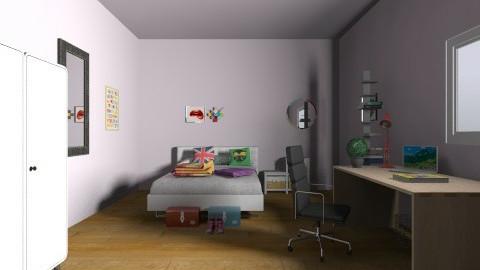 Sweety - Retro - Bedroom  - by LisBolan