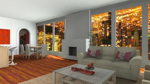 for everyone - Modern - Living room - by Loro9