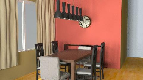 Whitehurst Dining1 - Dining Room  - by KimmyRa