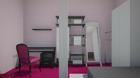 ddd - Bedroom - by fdiane