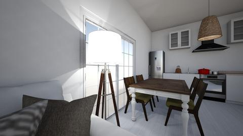 Vogue - Living room  - by aeemre