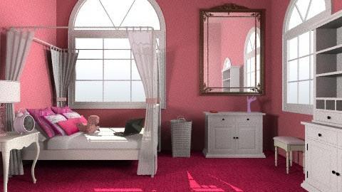 Ashlyn RROOOOMM - Country - Bedroom - by 89dudes