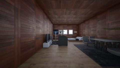 Tarea - Minimal - Bedroom  - by Orlandillo