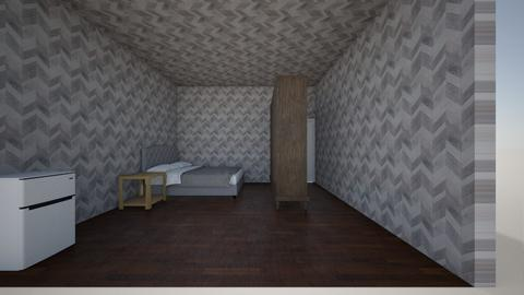 uwu - Bedroom  - by Akunys