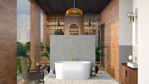 Il bagno - Bathroom  - by Charipis home