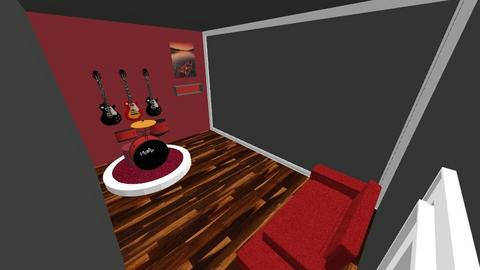 Music Room - Modern - by riordan simpson