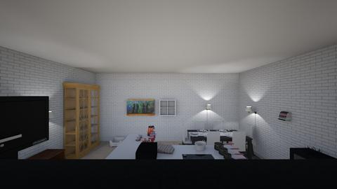 kitchen - Modern - Kitchen  - by izzyyyyyyyyyy