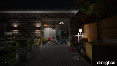 garage sale 2 - Modern - Garden  - by DMLights-user-982918