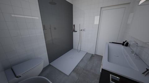 Badkamer Koffeman - Bathroom  - by maaike114