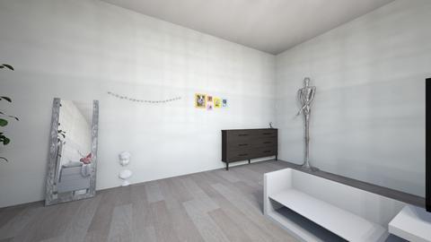 mi cuarto favorito  - Modern - by lubypa11