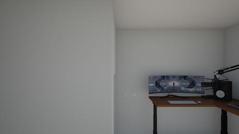 white lv - Office  - by rezaa