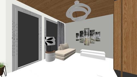 selina zimmer Claudio - Bedroom - by erbsf