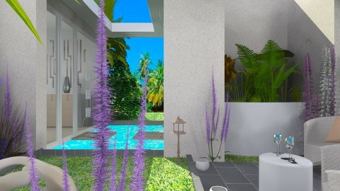 Royal Garden - Modern - Garden  - by channing4