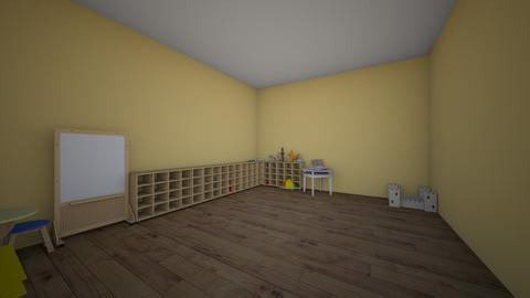 playroom 2 - Kids room  - by beyzaec