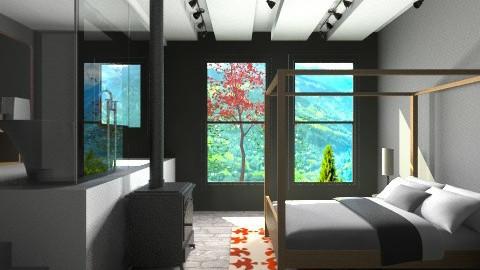 High Bath Suite - Modern - Bedroom  - by 3rdfloor