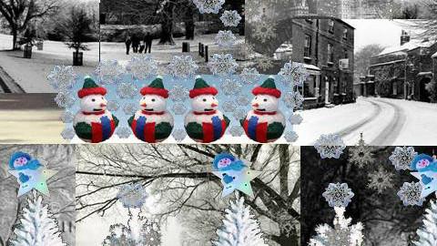 snowwing - Wallpaper - by 5ruzk