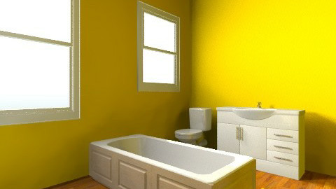 new bathroom - Minimal - Bathroom  - by jedavis55