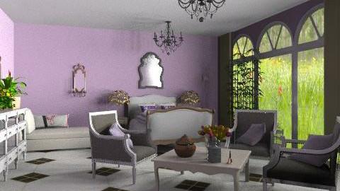 19e - Classic - Living room  - by calu13