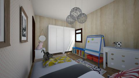 KIDS GERL - Classic - Kids room  - by VeOla