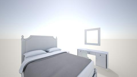 habitacion principal - Modern - Bedroom  - by msluque