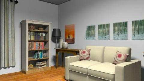 Salotto - Angolo e Divano - Glamour - Living room  - by Keith SuSann