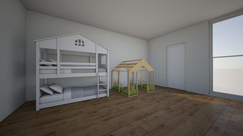 Hamed Room - by rahaisan