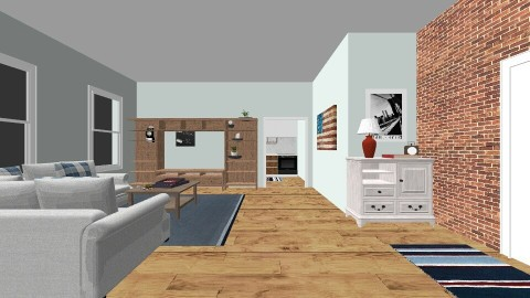 stucky apartment - by mollyymaryy