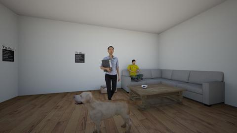 Living room  - Living room  - by RGOSCH8