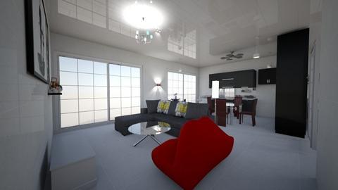 Dream home - Minimal - Living room - by khinphyucinhtet