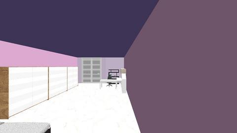 Justinaa Room 4 - Bedroom  - by Junxx