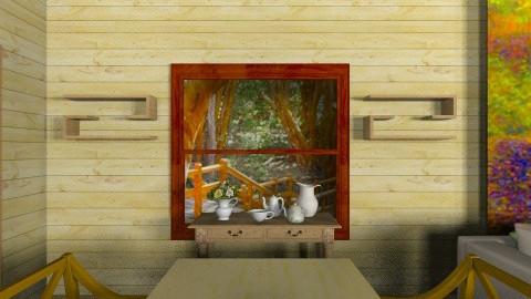 Casa del bosque13 - Vintage - by Gabylez