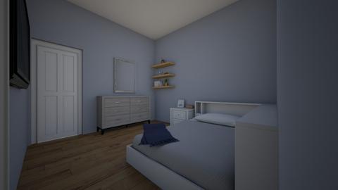 Classwork  - Bedroom  - by blondiejjjjj