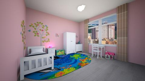 BTP - Classic - Kids room  - by Twerka