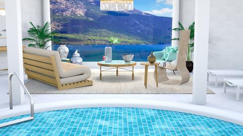 Otel Havuzu sablonu - by selin demiray